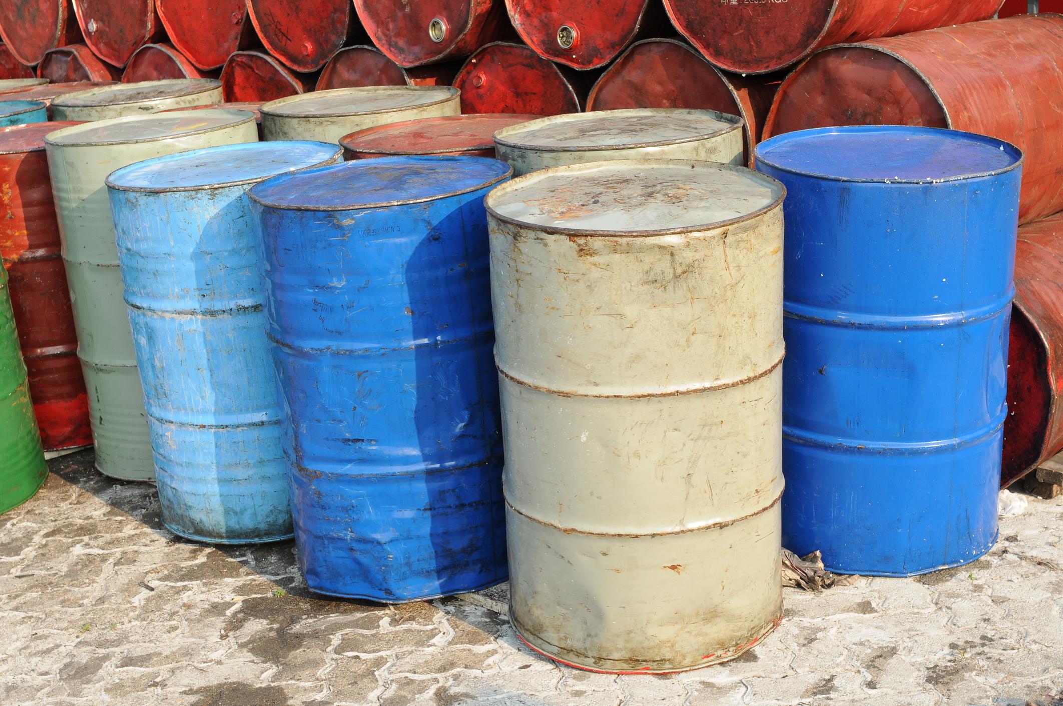 hazardous waste dums